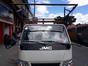 Camion Turbo Jmc Estacas Ferretero