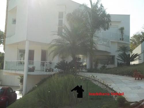 Imagem 1 de 15 de Casa Com 4 Suites - 988
