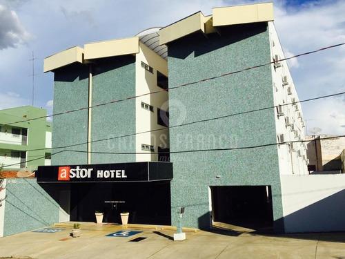 Imagem 1 de 15 de Vende Se Um Otimo Hotel Com Renda Em Bauru  - Cf68851