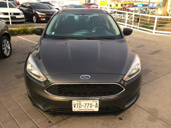 Ford Focus Automatico 2015
