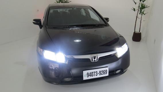 Honda Civic Exs F L E X - 2008