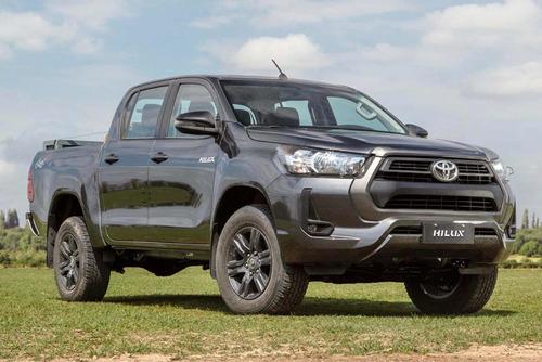 Toyota Hilux 2021 2.8 Srv 204 Cv 4x4 At