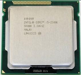 Processador Intel Core I5 2500k 3.7ghz Socket 1155+cooler