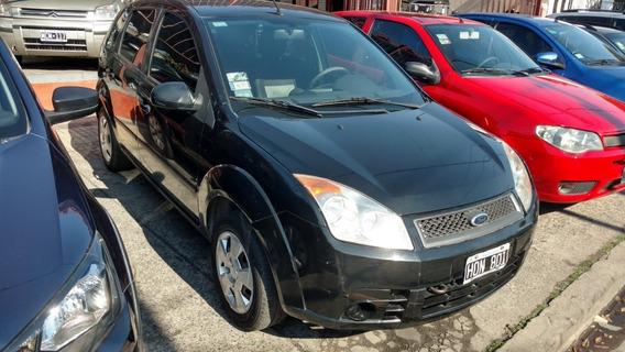 Ford Fiesta 1.6 Ambiente Plus 2008, Muy Bueno!, Permuto!