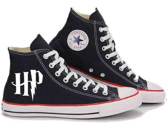 Tênis Harry Potter Hp Unissex- All Star Converse