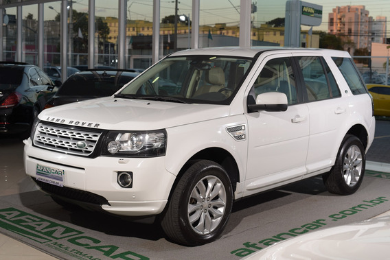 Land Rover Freelander 2 Se 2.2 Sd4 16v Turbo Diesel Aut./20