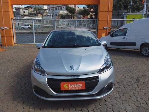 Peugeot 208 1.2 Active 12v Flex 4p Manual
