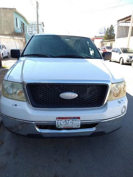 Ford F-150 2007 Blanco Cabina Y Media