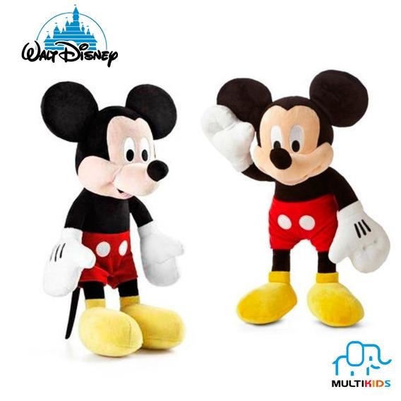 Boneco De Pelúcia Mickey Mouse Original Disney Multikids