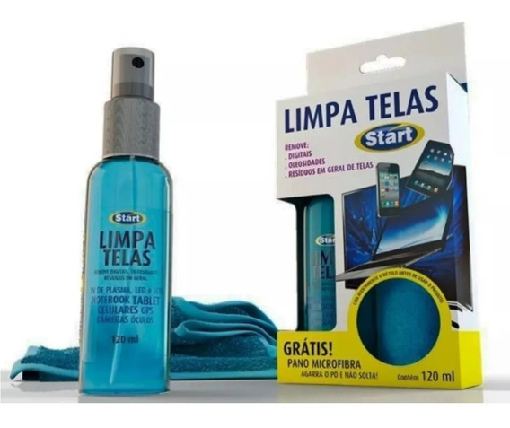Kit Limpa Telas Start *oferta* Celulares Tv