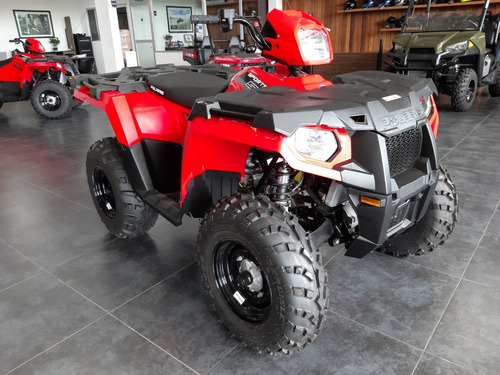 Polaris Sportsman 570cc 2021, Crédito Hasta 24 Msi