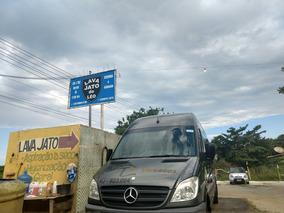 Mercedes-benz Sprinter Van 2.2 Cdi 515 Teto Alto 5p 2016