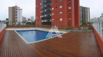 Apartamento Com 3 Dormitórios À Venda, 108 M² - Jardim Bela Vista - Santo André/sp - Ap39971