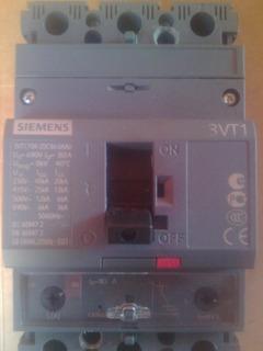 Breaker Trifasico 80 Amp Marca Siemens