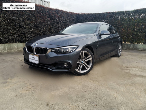 Bmw 420i Gran Coupe 2018 Dwn332