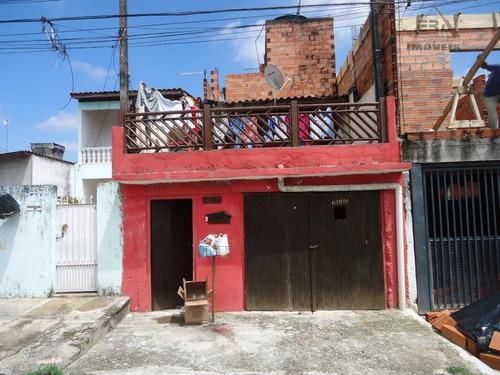 Imagem 1 de 30 de Sobrado Residencial À Venda, Parque Rodrigo Barreto, Arujá - So0212. - So0212