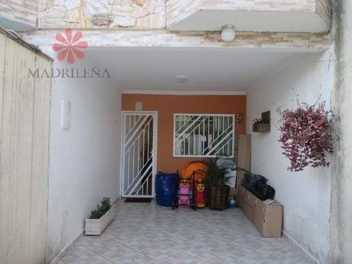 Imagem 1 de 15 de Casa Sobrado Em Vila Frugoli  -  São Paulo - 1228