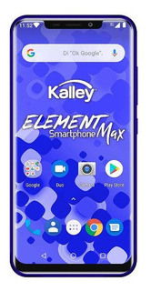 Smartphone Kalley Element Max 2019 Dual Sim 6.2 Face Huella