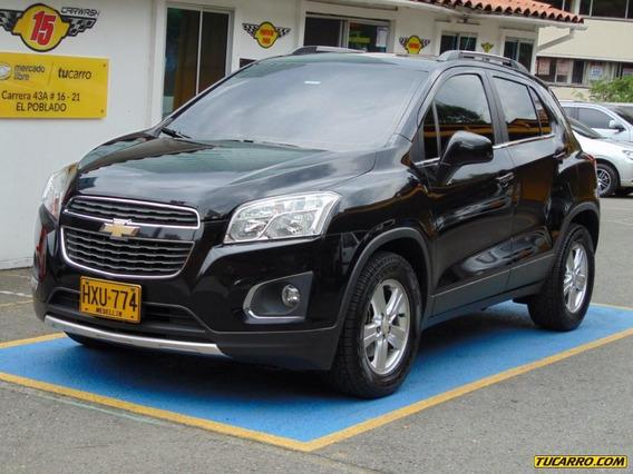 Chevrolet Tracker Lt Aut