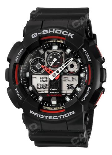 Reloj Casio G-shock Youth Ga-100-1a4