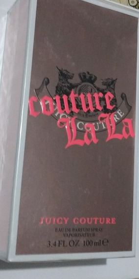 Perfume Juicy Couture La La Fem. De 100ml
