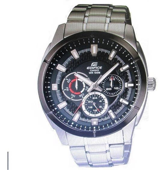 Relógio Casio Esporte Fino Linha Edifice Ef-327d-1a1vdf