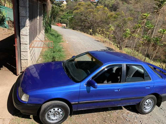 Hyundai Elantra Gls Sedan Azul
