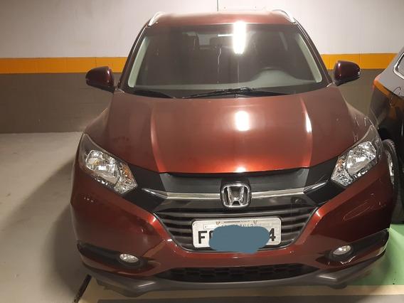 Honda Hr-v 1.8 Exl Flex Aut. 5p 2016