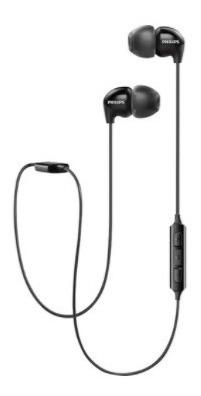 Headphones Philips 8.6 Mm Drivers Up Beat Bluetooth - Shb359