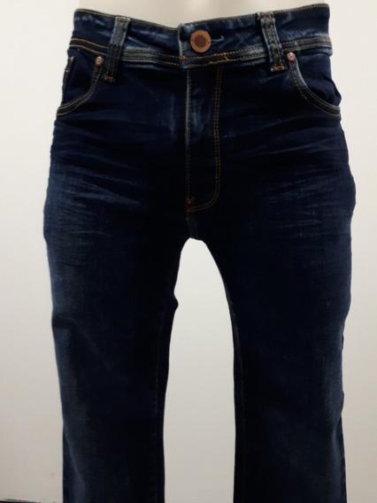 Pantalón Collors Couture Mez Corte Skinny Strech Aiden 3352