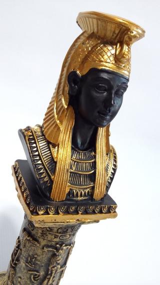 Estatua Cleopatra Diosa Egipcia