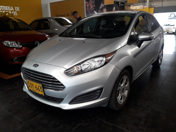 Ford Fiesta Mt Perfecto Estado