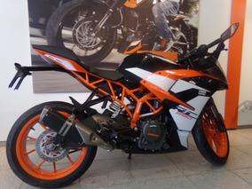 Motocicleta Ktm Rc 390 2017 0km Negra