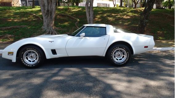 Corvette Colecionador 1981 - Stingray