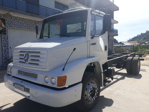 Mb 1620 1997 Chassi 4x2