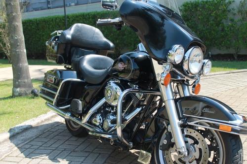 Imagem 1 de 13 de Harley Davidson - Electra Glide Cassic