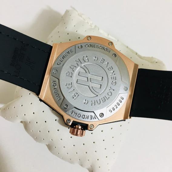 Relógio Masculino Feminino Funcional Impecável
