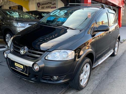 Volkswagen Crossfox 2008 1.6 Total Flex 5p.
