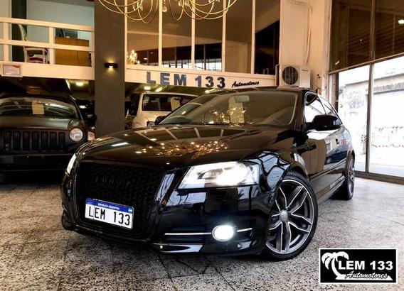 Audi A3 2.0 Tfsi Nafta Caja 6ta Mt Excelente, Anticipo $