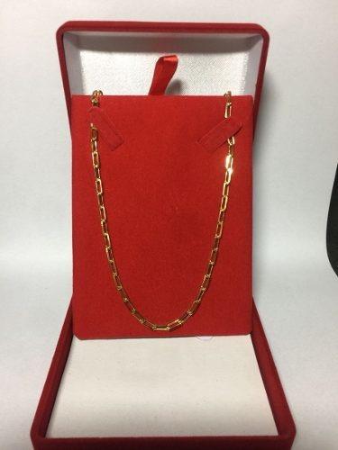 Cartier 3 Mm Folheado A Ouro 18k 10 Micros