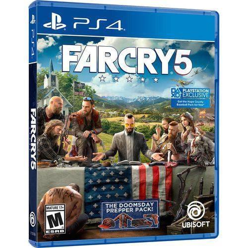 Jogo Para Ps4 Far Cry 5