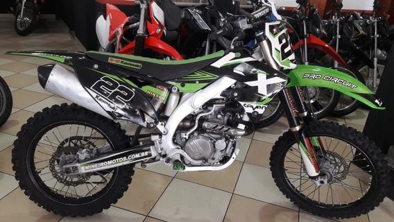 Kx 450f 2012
