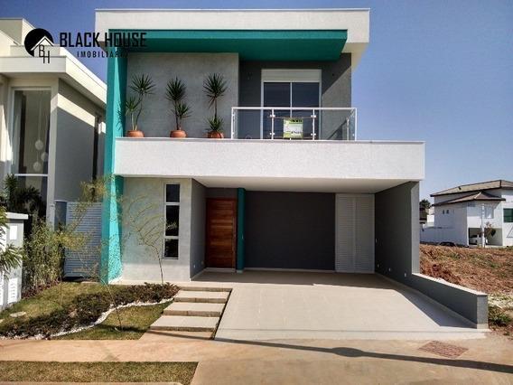 Casa Para Venda Alem Ponte, Chácara Ondina, Sorocaba 254,00 M² Construída - Ca00002 - 3122726