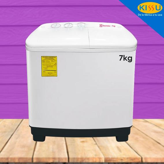 Lavadora Electrolux Semiautomatica Manual 7kg 16 Lb Garantia