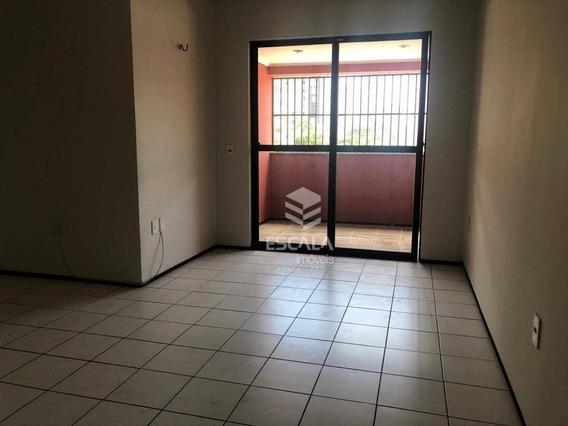 Apartamento Com 2 Quartos À Venda, 65 M², Armários, Financia - Aldeota - Fortaleza/ce - Ap1744