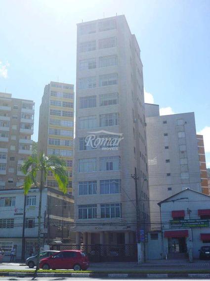 Sala Living, Itararé, São Vicente, Cod: 547 - A547