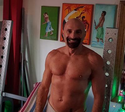 Masajista Masculino Para Hombres, Personal Trainer