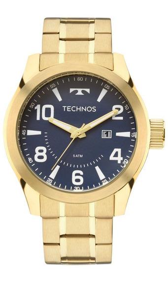Relógio Technos Masculino Performance Racer 2115mgq/4a