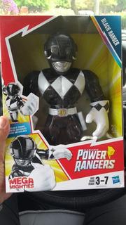 Mega Mighties Power Ranger Negro