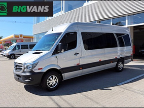 Sprinter 415 2017/2018 0km Elite London Tec Marticar Prata